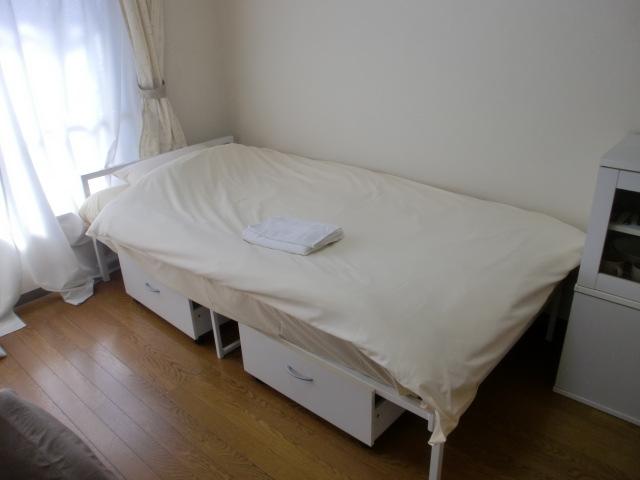 テクノハウス大宮ベッド